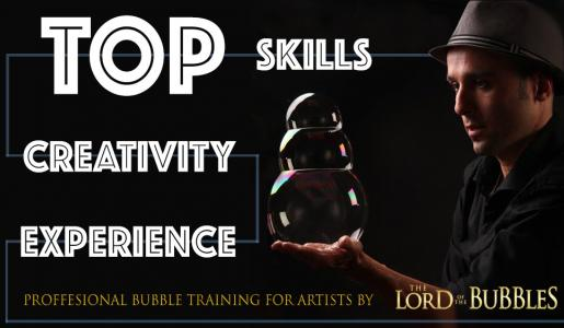 PRO Bubble Training for Artist & Show Productions