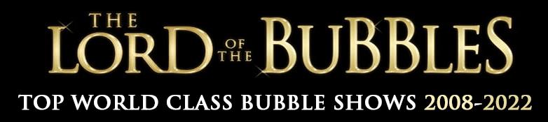 Shows de burbujas - Espectáculos de pompas de jabón