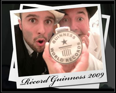 Record Guinness - Espectaculos infantiles