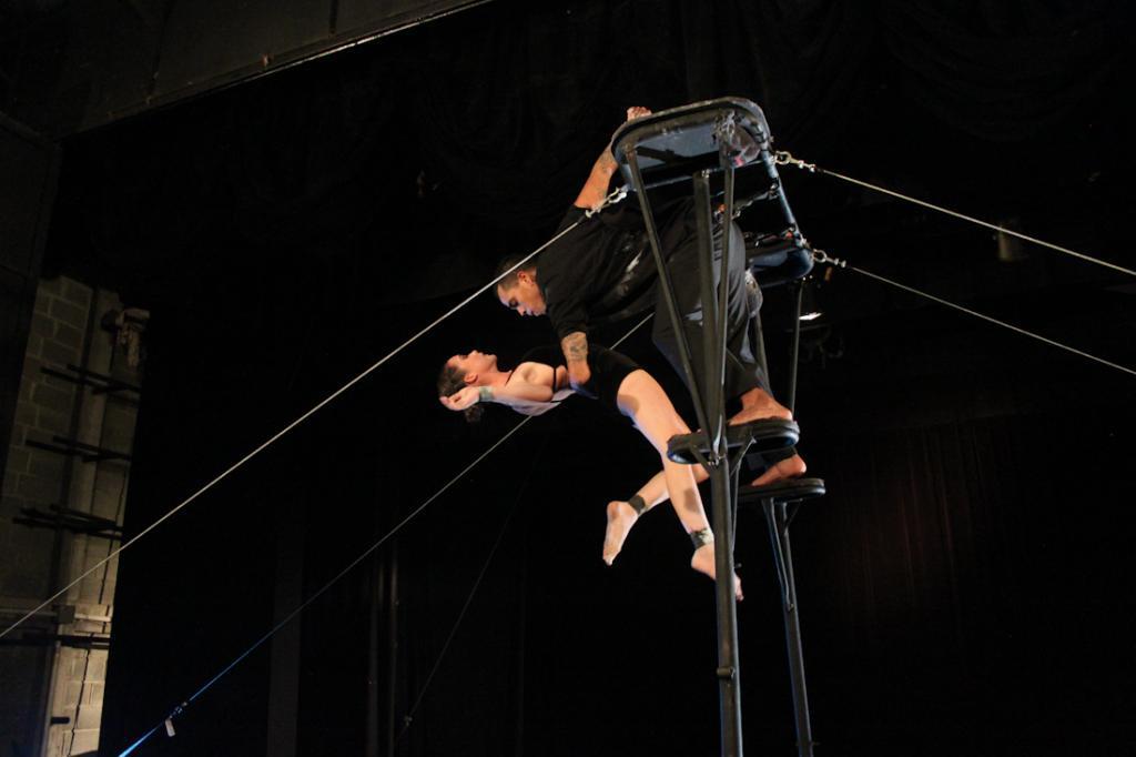 Imagen de Zaperoco Circus